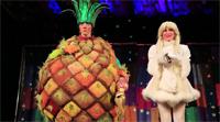 Московская новогодняя елка. Отчетный видеоконцерт